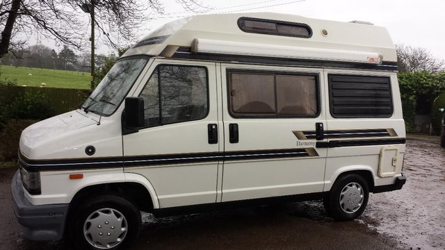 talbot campervan conversion