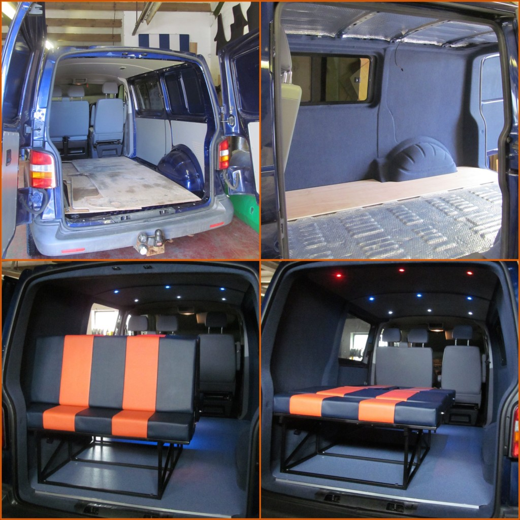 Campervan Design What Not To Do This Moving House